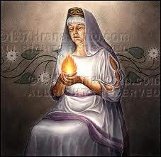 Qui est la déesse du foyer et du feu ?