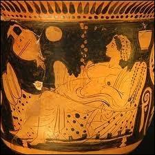 En quoi s'est changé Zeus pour séduire Danaé ?