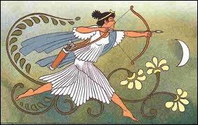 Qui est la déesse de la chasse ?