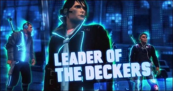 Qui est le chef des Deckers ?