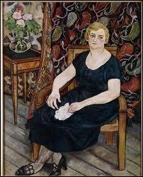 Qui a peint  Portrait de Mme Lévy  ?