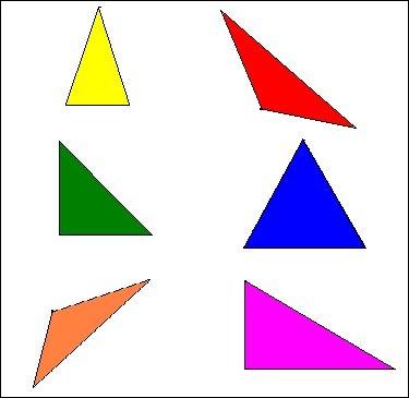 Si deux triangles rectangles ont l'hypoténuse de même mesure et aussi un angle aigu de même mesure, alors ils sont égaux et superposables.