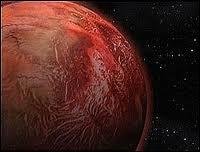 Quelle est la planète que l'on aperçoit en premier dans l'épisode ?