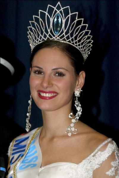 Qui est Miss France 2004 ?