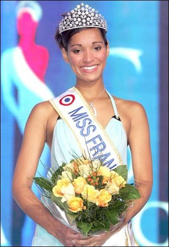 Quel est le nom de Miss France 2005 ?