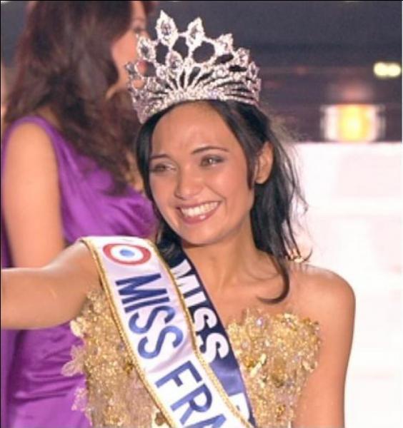 Qui est Miss France 2008 ?