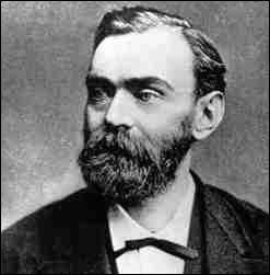 Grâce à l'argent récolté par l'invention de la dynamite, cet homme créa à à titre posthume un prix portant son nom.