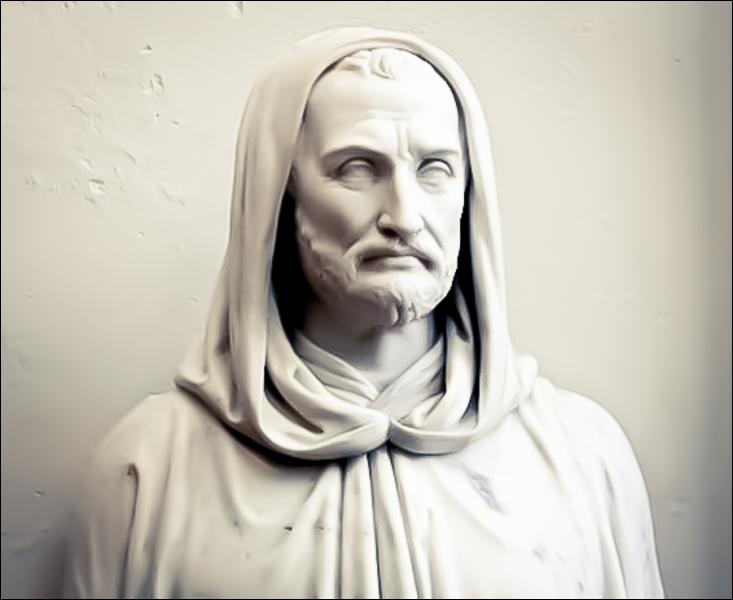 Cet homme rédigea le premier grand dictionnaire de latin au XVè siècle. Tous les érudits disposaient de son oeuvre. Maintenant, le nom commun ne désigne qu'un quelconque carnet.