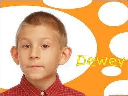 Dewey est un :