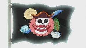 Drapeaux de One Piece
