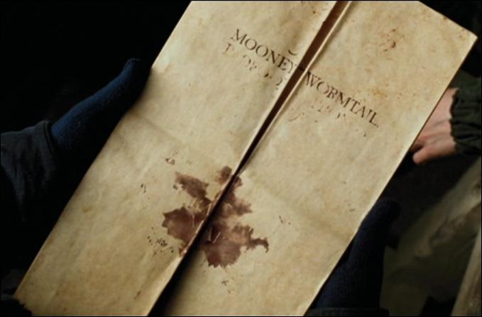Qui donne la carte du Maraudeur à Harry ?