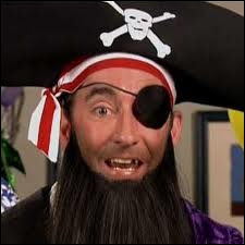 De qui Patchy le pirate est-il le plus grand fan ?