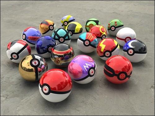 Laquelle de ces Balls n'existe pas ?