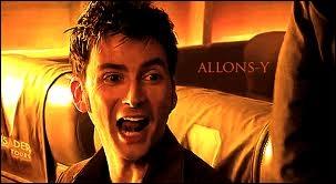 Vrai ou faux ? L'expression   Allons-y !   de Ten était dite en français dans la VO (version originale).