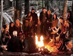 Pour l'anniversaire de Bella, qu'ont fait les Cullen ?