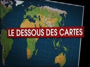 """Qui présentait l'émission didactique de géopolitique """"Le dessous des cartes"""" diffusée sur Arte depuis 1992 ?"""