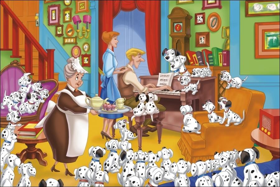 Dans Les 101 dalmatiens, qui Cruella engage-t-elle pour kidnapper les chiots ?