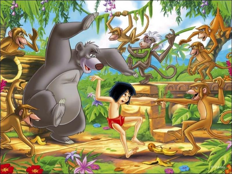 Dans Le livre de la jungle, que veut le roi des singes, le Roi Louis ?