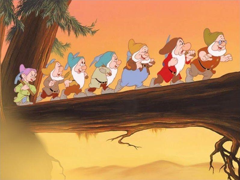Tous les dessins animés de Walt Disney