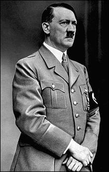 Vous ne savez probablement pas qu'Hitler, cet homme qui a tenté d'exterminer la communauté juive...