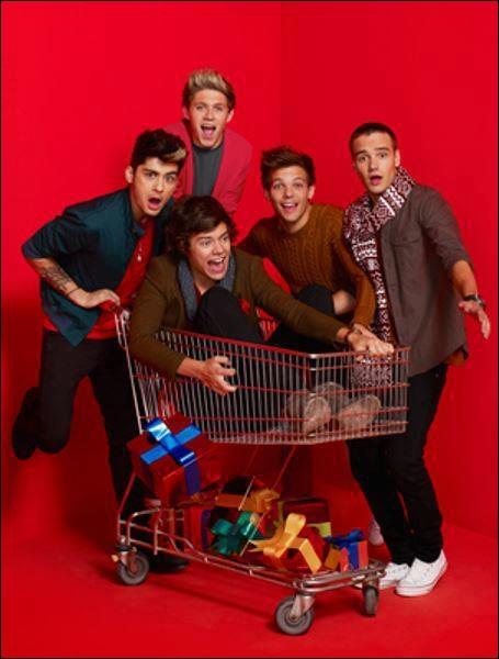 Les One Direction existe depuis 3 ans.