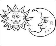 Qui a écrit : « De deux choses lune, l'autre c'est le soleil. »