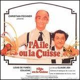 Dans le film de Claude Zidi :  L'aile ou la cuisse , le directeur d'un guide gastronomique vient d'être élu à l'Académie française.