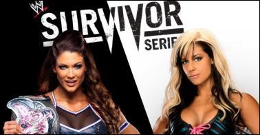 Eve Torres vs Kaitlyn : qui est la gagnante pour le championnat des Divas ?