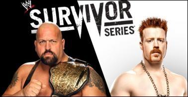 Big Show vs Sheamus : qui est le vainqueur pour le championnat du monde poids lourds ?