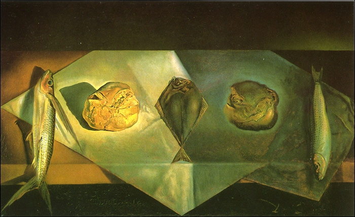 Nature morte eucharistique, 1952