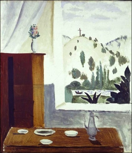 Nature morte au Calvaire, 1912