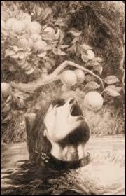 Quel personnage de la mythologie grecques a été condamné à être plongé éternellement dans un cours d'eau où l'eau se retire quand il veut boire, et où les fruits d'un arbre se dérobent quand il veut manger ?