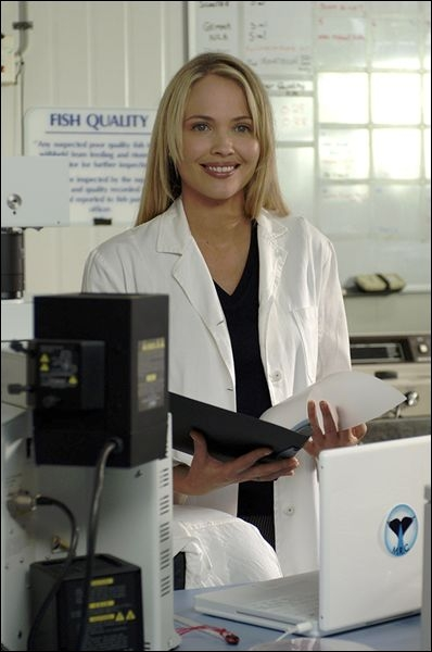 Quand voit-on pour la première fois le Dr Denman ?