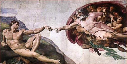 Qui a peint la fresque de la voûte de la chapelle Sixtine à Rome ?