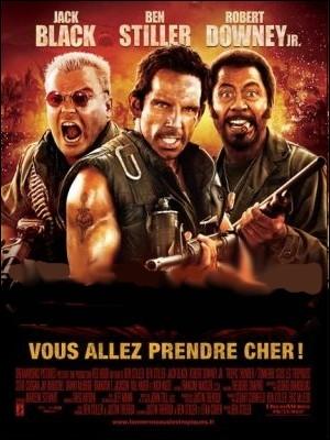 Film américano-anglo-allemand réalisé par Ben Stiller en 2008 avec Ben Stiller, Jack Black, Robert Downey Jr, Nick Nolte, Steve Coogan, Tom Cruise ... .