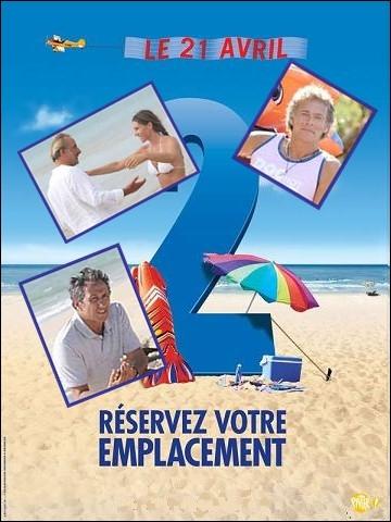 Comédie française réalisée en 2009 par Fabien Onteniente, avec Franck Dubosc, Mathilde Seigner, Antoine Duléry, Richard Anconina, Claude Brasseur ... .