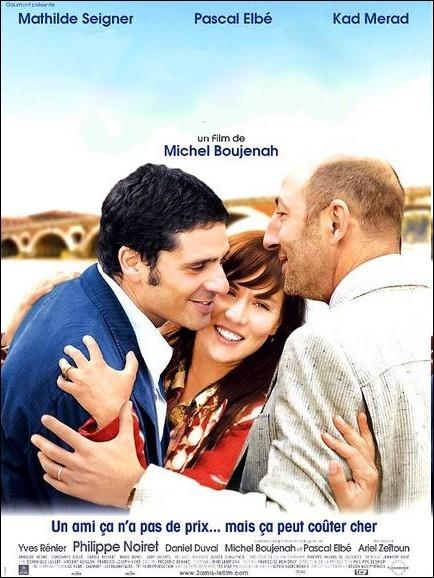 Film réalisé par Michel Boujenah en 2007, avec Mathilde Seigner, Pascal Elbé, Kad Mérad. Dernière apparition dans ce film de Philippe Noiret ... .