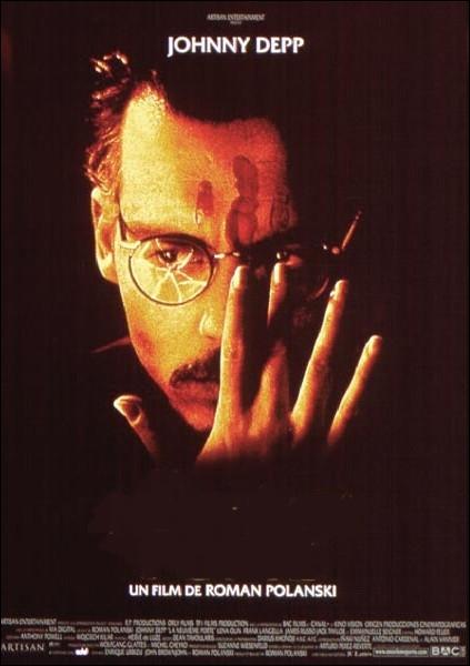 Thriller fantastique franco-américano-espagnol de Roman Polanski sorti en 1999 avec Johnny Depp, Lena Olin, Frank Langella, Emmanuelle Seigner... .