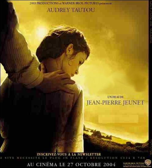 Film de guerre français réalisé par Jean-Pierre Jeunet d'après le roman du même nom de Sébastien Japrisot, avec Audrey Tautou, Gaspard Ulliel, Clovis Cornillac, Marion Cotillard ... .