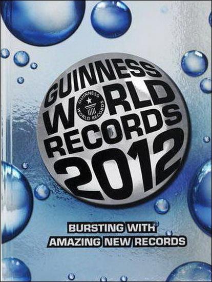 Le livre des records Guinness a battu un record ! Lequel ?