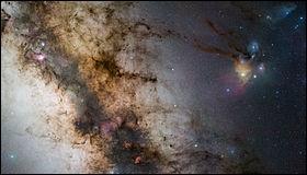 À combien estime-t-on le nombre d'étoiles dans notre galaxie ?