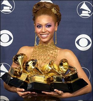 Beyoncé a, à ce jour :