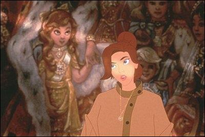 Comment appelle-t-on Anastasia à l'orphelinat ?