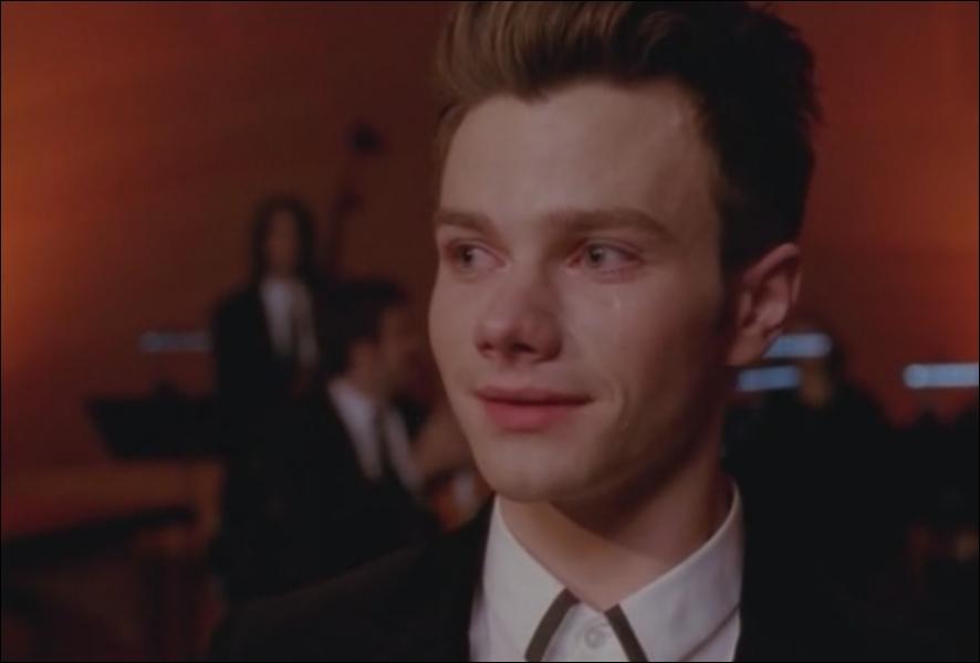 Saison 4 épisode 9 : Carmen Thibideux donne une seconde chance a Kurt pour la NYADA lors des Winter Showcases. Que chante-t-il ?
