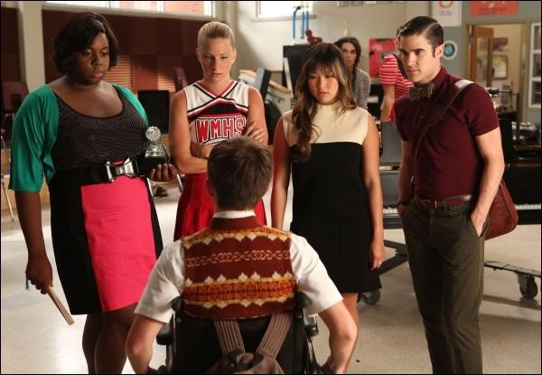 Saison 4 épisode 1 : qui est sacré  The New Rachel  ?