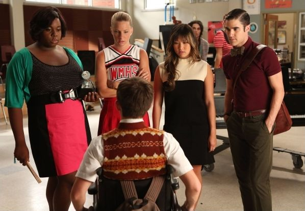 Glee Klaine Saison 4 partie 1