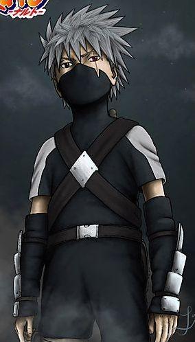 L'équipe de Naruto et celle de Kakashi
