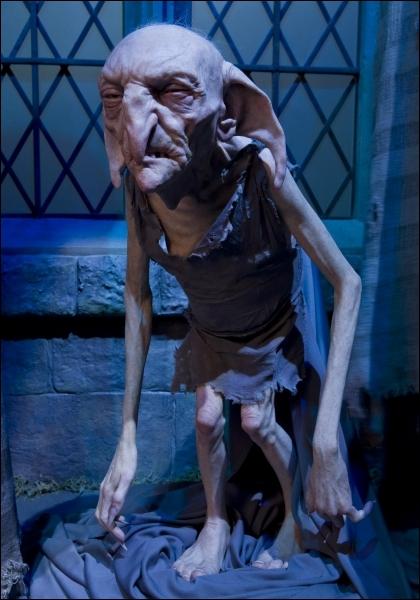 Qui est l'elfe de maison des Black à l'époque où Sirius hérite de la maison ?