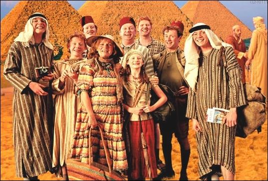 Arthur Weasley est approximativement le 2nd cousin au...