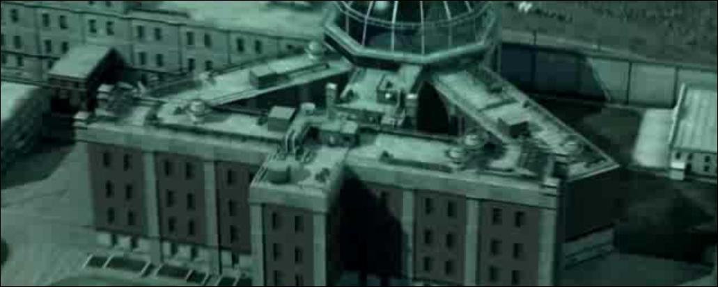 Quel est le nom de la prison où Sam est enfermé ?